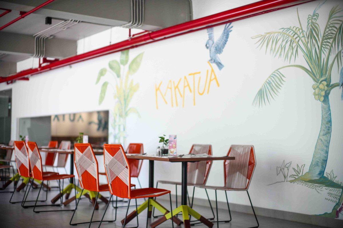 Kakatua Restaurant Front