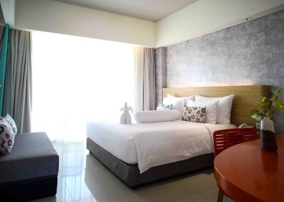 Tijili Benoa Bedroom Sea View