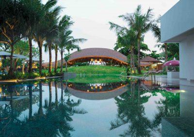 Tijili Benoa Main Pool