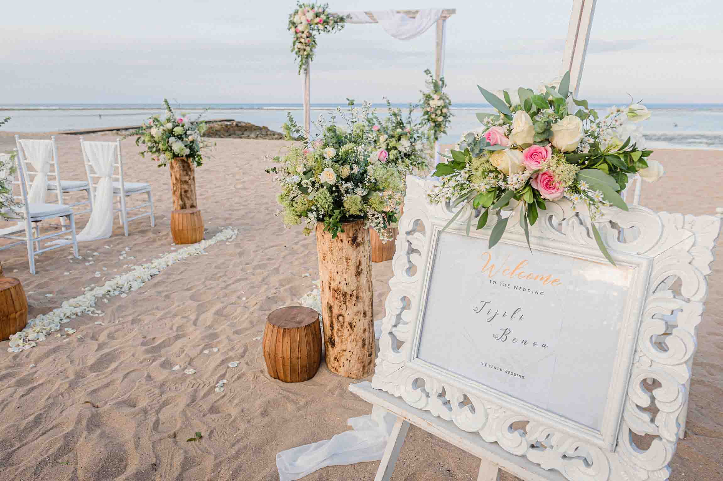 Tijili Benoa Wedding1