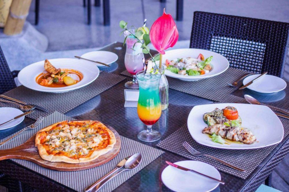 Warung bamboo Pizza